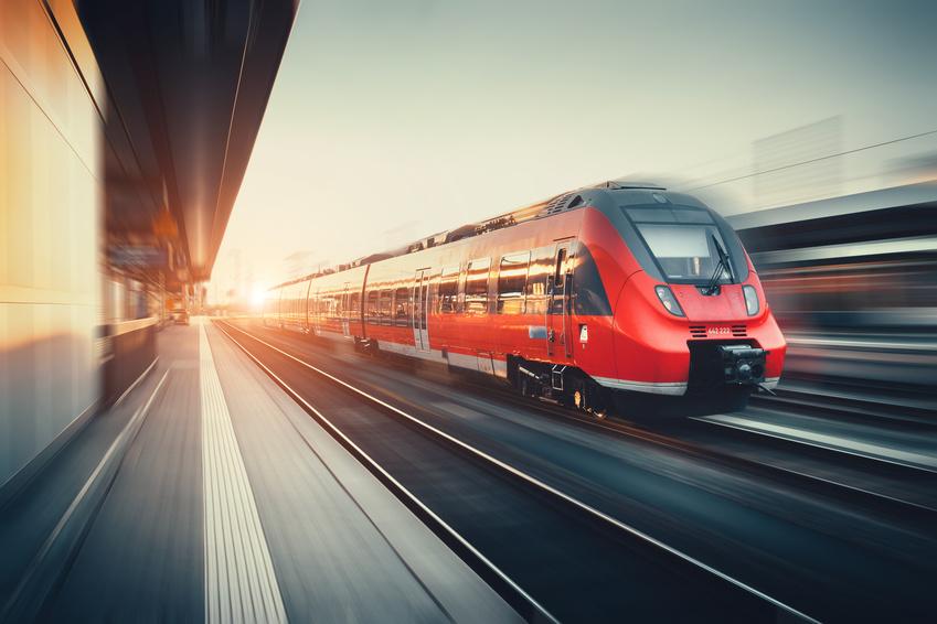 Międzynarodowy Standard dla Przemysłu Kolejowego